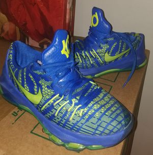 KD tennis shoes for boys size 5Y $40 OBO for Sale in Cleveland, OH