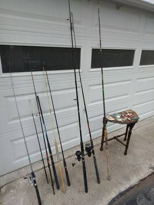 Vintage fishing equipment for Sale in Monsey, NY
