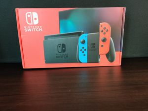 Brand new Nintendo Switch! Never opened! Sealed Box! for Sale in St Petersburg, FL