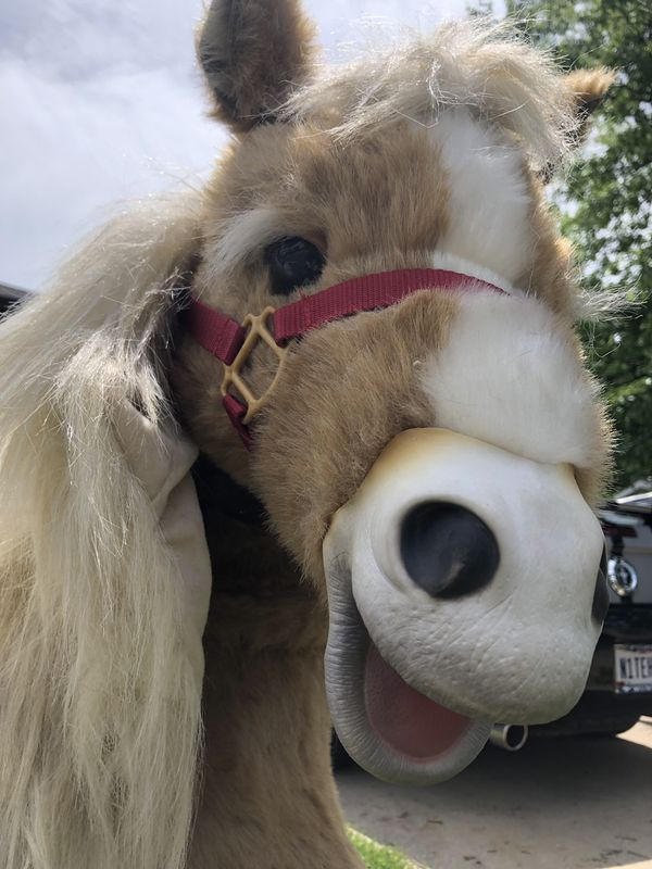 Butterscotch FurReal Friends Pony