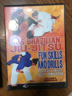 Kids Brazilian jiu-jitsu CD set for Sale in Tamarac, FL