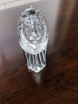 Waterford Crystal Lion for Sale in Seattle,  WA