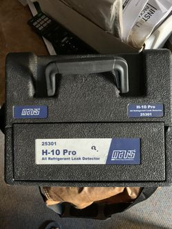 Mars - Hi -10. pro Freon refrigerant. Leak detector. Best on market hvac for Sale in Las Vegas,  NV