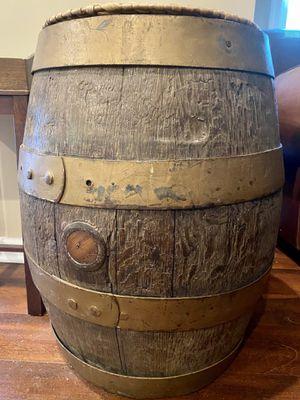 RARE Antique National Bohemian (Natty Boh) keg for Sale in Elkridge, MD