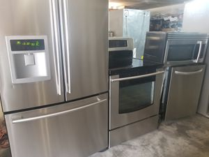 LG stainless steel appliances for Sale in FL, US