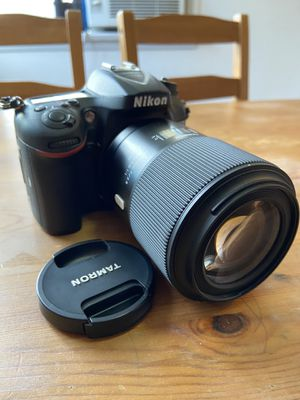 Nikon D7200 + Tamron 90mm f/2.8 VC (249 shutter count!) for Sale in Whittier, CA