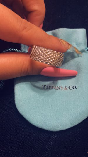 Tiffany Mesh Ring for Sale in Ontario, CA