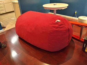 COMFY KING SIZE BEAN BAG for Sale in Fresno, CA