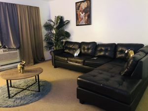 Leather Sectional Couch for Sale in East Orange, NJ