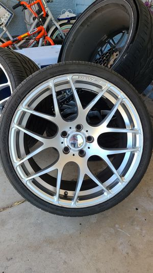 PDW 19 inch rims for Sale in Mesa, AZ