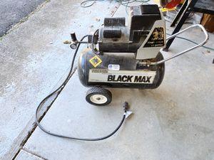 Sanborn Black Max Compressor for Sale in Ewing Township, NJ