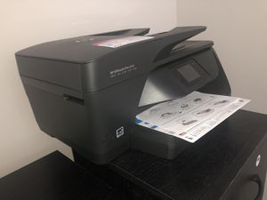 Hp printer. Can print, fax, scan, and copy for Sale in Missouri City, TX