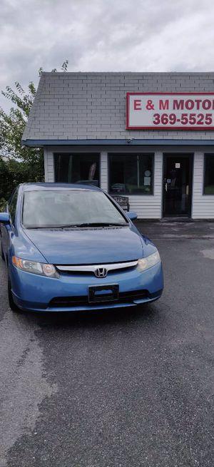 2006 Honda Civic Sdn for Sale in Newport News, VA