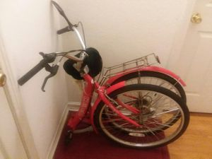 Red Folding Bike for Sale in Newport News, VA