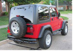 Perfect 2004 Jeep Rubicon Wheels Great for Sale in Oklahoma City, OK
