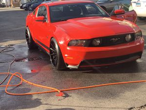 2011 mustang 5.0 for Sale in Trumbull, CT
