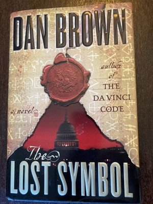 The Lost Symbol - by Dan Brown, Author of The Da Vinci Code for Sale in Chesterfield, MO