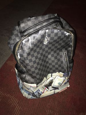 Sprayground backpack lil beat up for Sale in Laurel, MD