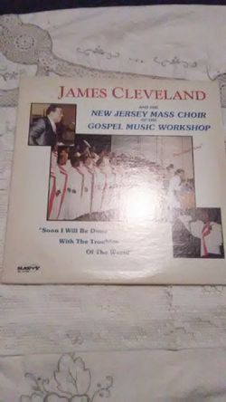 Vinyl James Cleveland for Sale in Camden,  AL