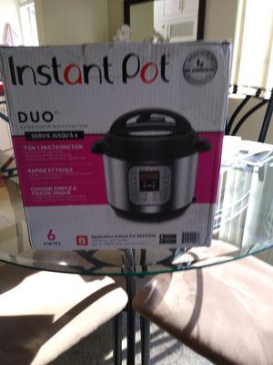 Instant pot duo Nova 6qt for Sale in Laguna Niguel, CA
