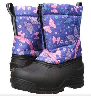 NEW Size 1Kid / Girl Snow Boot - FIRM PRICE for Sale in San Jose, CA