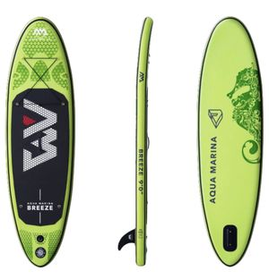 Aqua Marina Inflatable Paddleboard for Sale in Beverly Hills, CA