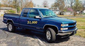🍁1997 Chevrolet C/K Pickup 1500 Silverado Z71 for Sale in Knoxville, TN