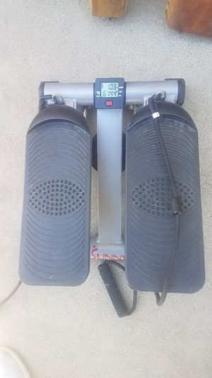Stepper and Gym Bag for Sale in Pico Rivera, CA