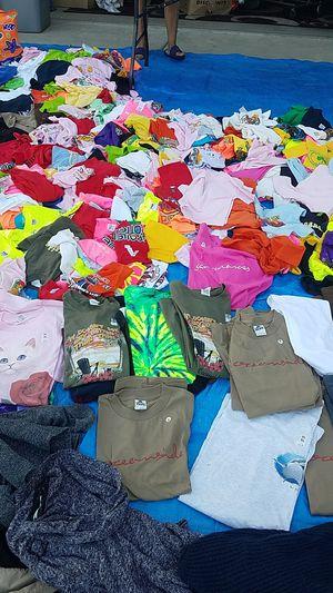 Bulk oceanside novelty gift shop clothes for Sale in Oceanside, CA
