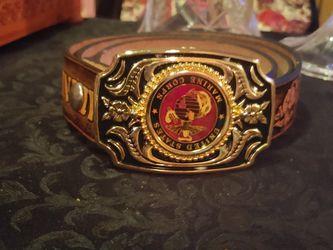 Mens L/XL Marine Corp Belt for Sale in Ocala,  FL