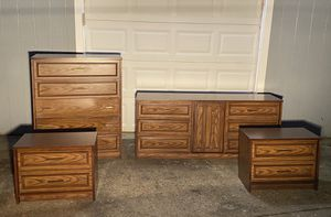 Basset Furniture Vintage Bedroom Set for Sale in Woodbridge, VA