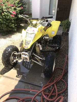 Suzuki 400 ltz clean title for Sale in Glendale, AZ