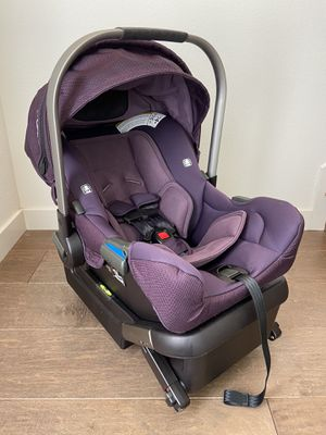 Nuna Pipa Car Seat with base for Sale in Sunnyvale, CA