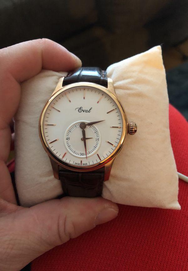 Classic Eval Watch - Swiss Movement