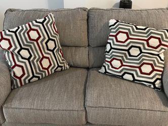 Like New (Double Loveseats Set) for Sale in Philadelphia,  PA