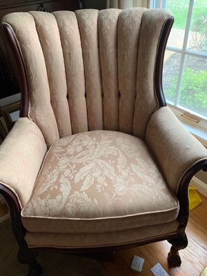 Couch and chair for Sale in Purcellville, VA
