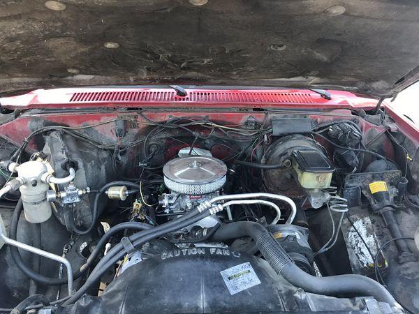 '88 Chevy K5 blazer