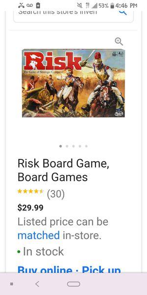 Board&Card Game(s) for Sale in Glendale, AZ