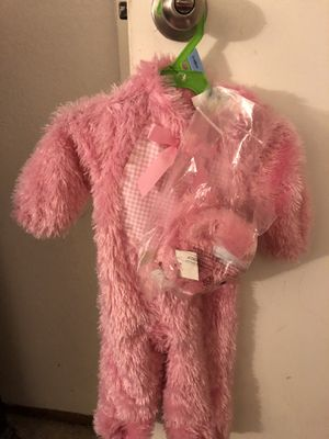 Pink Bunny Costume for Sale in Milpitas, CA