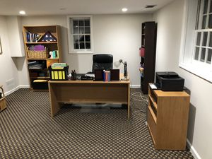 Complete home office suite for sale for Sale in Fair Haven, NJ