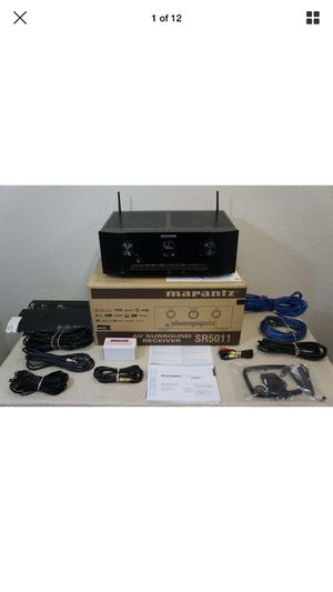 Marantz sr 5011 Atmos receiver for Sale in Alexandria, VA