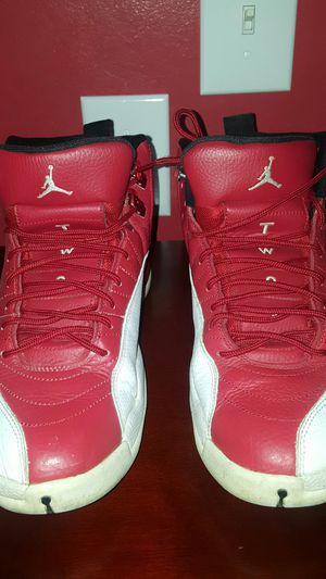 jordan 12 retro gym red for Sale in Hyattsville, MD