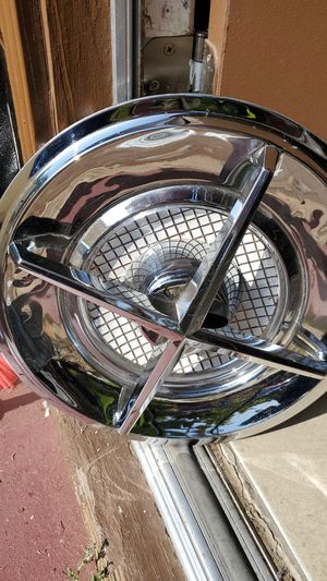 Chevy parts hub caps for Sale in Wilmington, CA