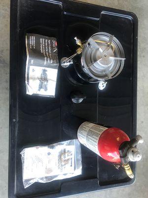 Coleman Peak 1 Liquid Fuel Apex Stove for Sale in Eastvale, CA