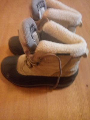 Columbia Womens Size 5.5 Cascadian Summette Snow Winter Boots BL 1222-022 for Sale in Delray Beach, FL