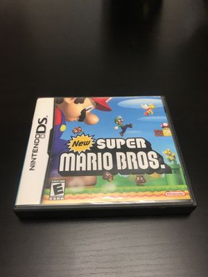 Super Mario Bros DS for Sale in Jersey City, NJ