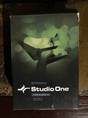 Brand New PreSonus Studio One Software Never Used for Sale in Worcester, MA