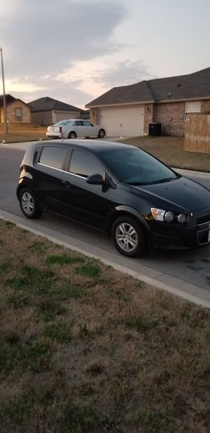 2013 Chevy sonic for Sale in Temple, TX