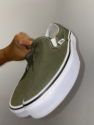 Olive Green Vans for Sale in Aventura, FL