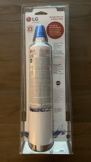 LG oem refrigerator water filter for Sale in Hialeah, FL
